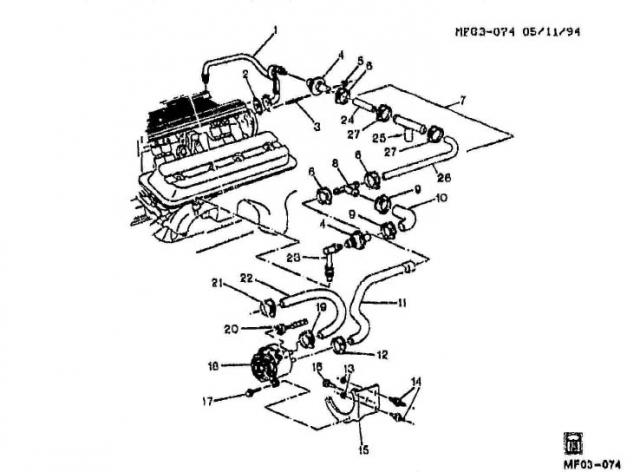 1996 corvette lt4 vacuum diagram  corvette  wiring diagram