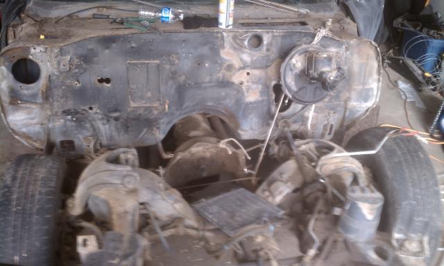 70 el camino lt1 swap motor mount help - LS1LT1 Forum : LT1
