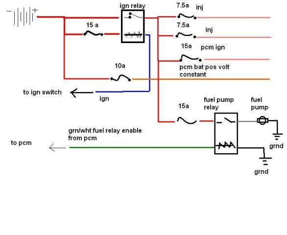 Discuss Lt1 stand alone wiring - LS1LT1 Forum : LT1, LS1